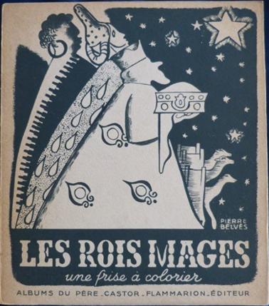 Auteur illustrateur : Pierre Belvès -1944 -