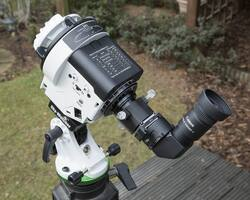 skywatcher,star adventurer,canon angle finder c,adapter,polarscope,ioptron,leca philippe,philippe leca