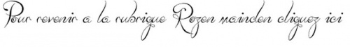 les episodes (rozen maiden)