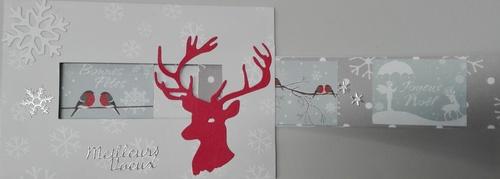 Crop de décembre : les cartes de Noël