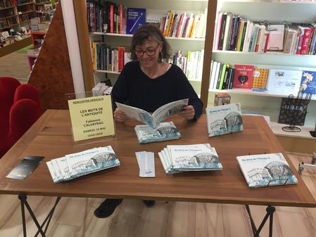 Samedi à la librairie Breithaupt à Carcassonne...