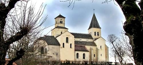 Une étude très intéressante sur l'église saint Vorles, proposée par David Loiselet
