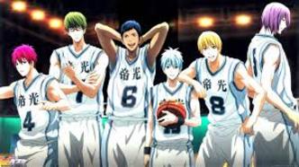Un manga à voir: Kuruko No Basket