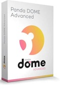 Panda Dome Advanced 2018 - Licence 6 mois gratuits