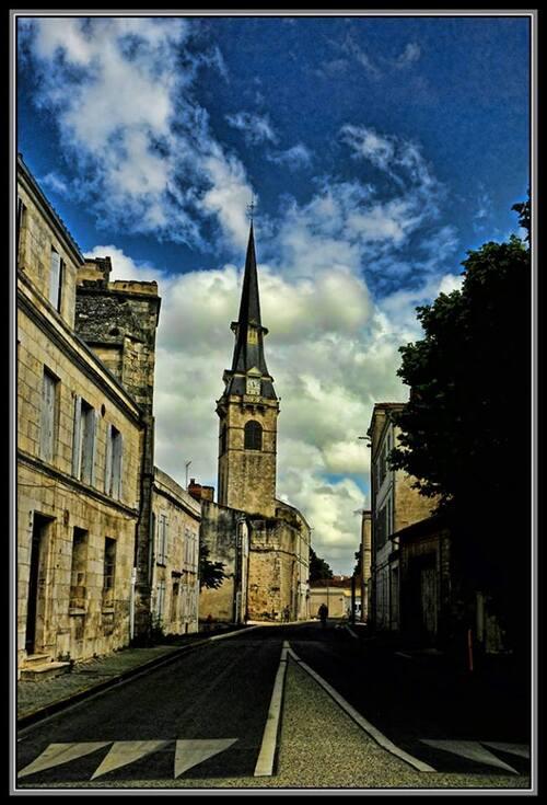 Eglise Notre Dame de Cougnes