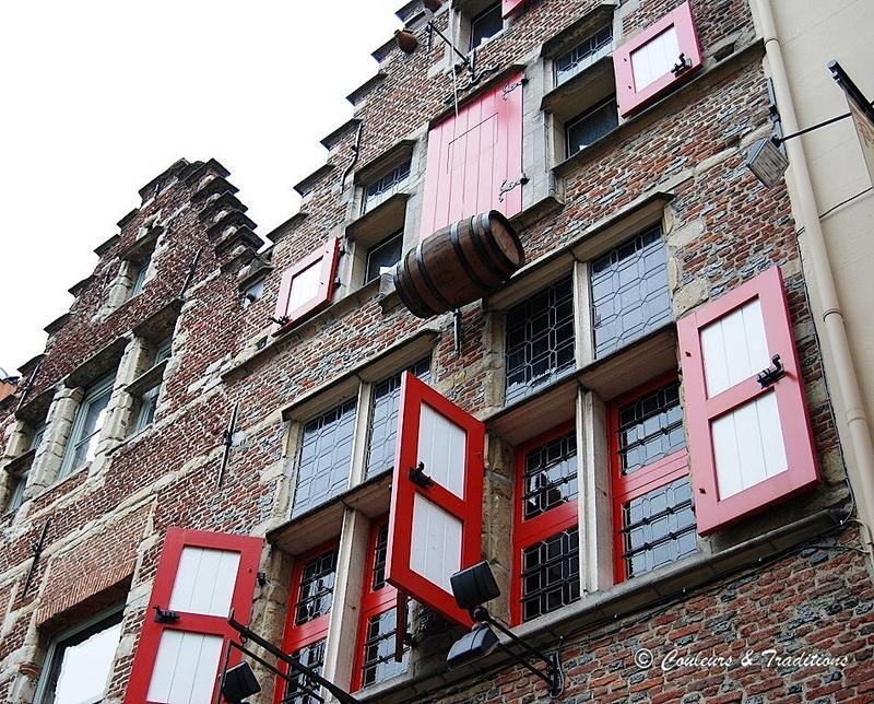 Courée Anversoise