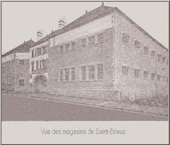 Photo de la coopérative du Finistère et des Côtes du nord  Saint Brieuc