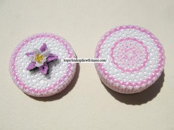 Boîte Fleur Violette (3)