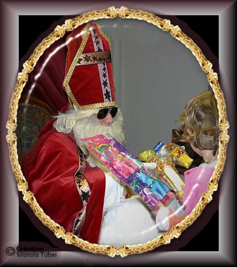 Tube Noel et St Nicolas 2956