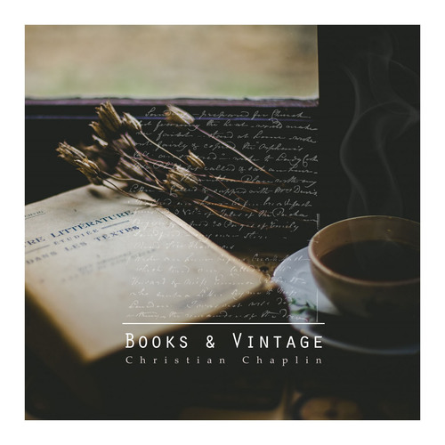 Books & Vintage : Nouvelle série photo sur le Livre.