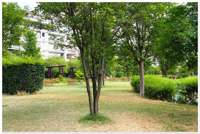 Parc de Passy. Paris 16. (2)