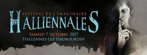 Les Halliénales – Samedi 7 octobre 2017