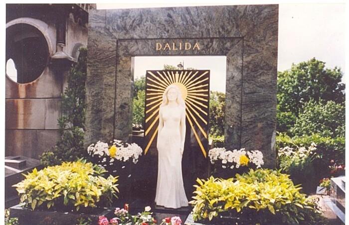Dalida(26 ans dèja) pour mon père