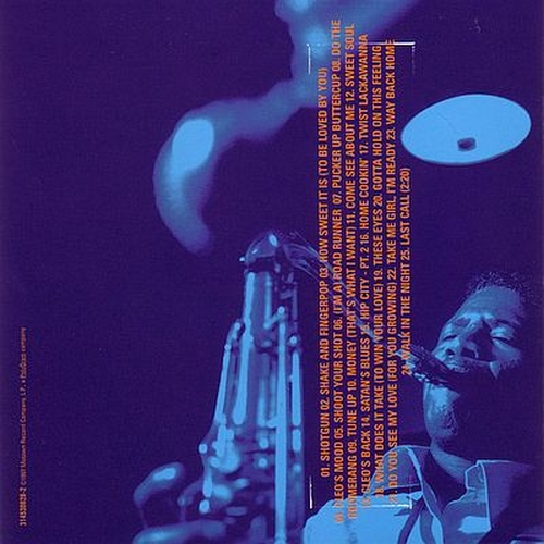 """Jr. Walker & The All Stars : CD """" The Ultimate Collection """" Motown Records 314530828-2 [ US ]"""