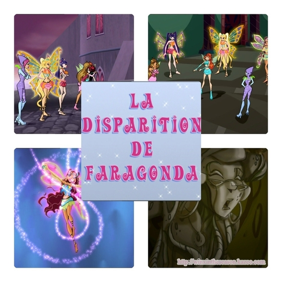 Episode 11 - La disparition de Faragonda