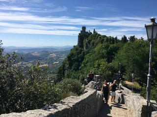 San Marino - tour Cesta