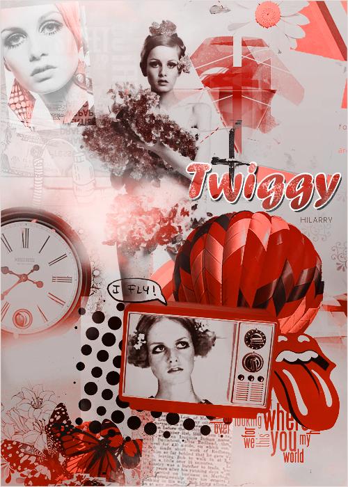 """"""" Twiggy """""""