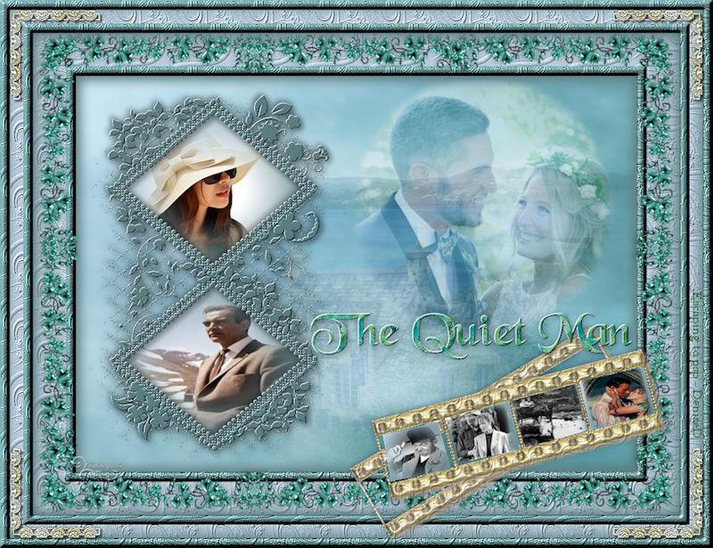 *** The Quiet Man ***