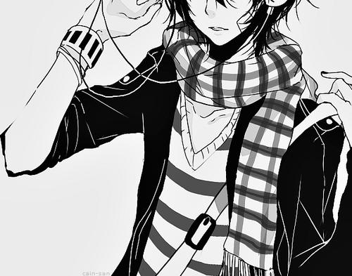 Extrêmement Manga : Noir et blanc - Naomi.Yuki KM04