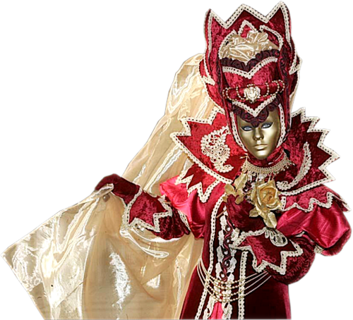 Carnaval personnage / 8