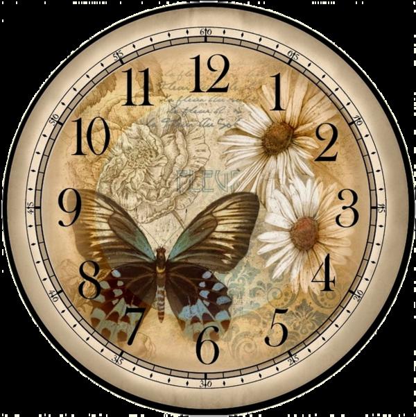 Fonds pour horloge