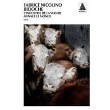 Fabrice Nicolino, Bidoche, L'industrie de la viande menace le monde, Babel
