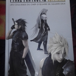 FFVII ULTIMANIA 10TH REVISED EDITION FR