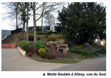 LES REMPARTS D'ALIZAY (Eure)