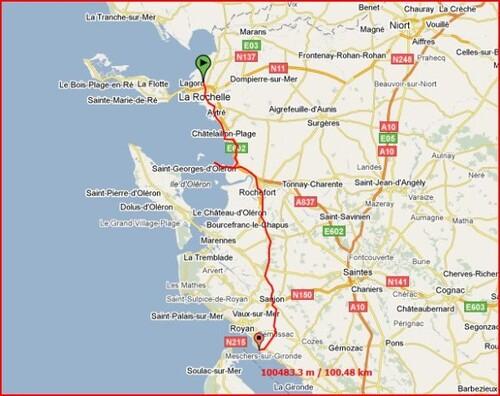 Etape07-La Rochelle(17)-Meschers-sur-Gironde(17)