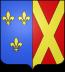 Blason de Villeneuve-lès-Avignon