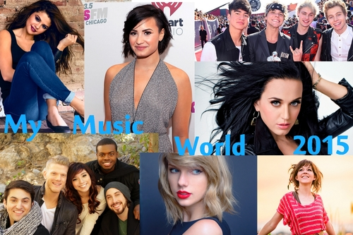 My Music World 2015