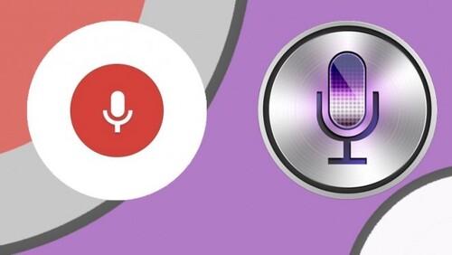 Google Assistant à la rescousse de Siri