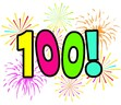 Fête du 100