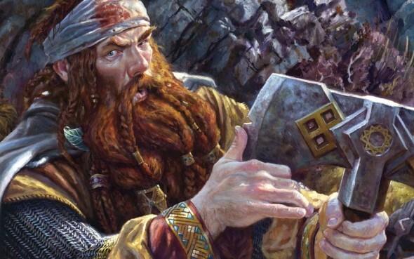 Thor est un dieu de la mythologie nordique