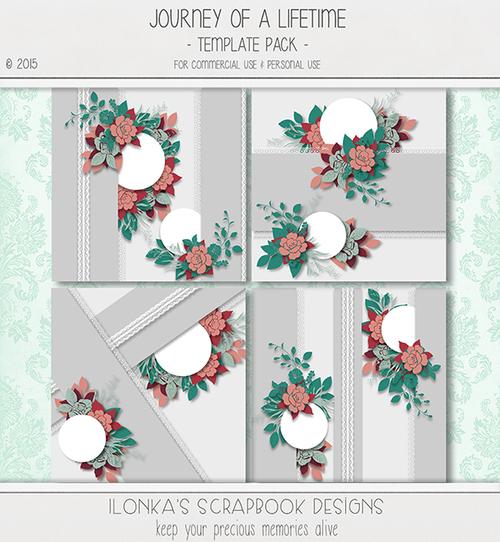 CT D'Ilonka's Scrapbook Designs