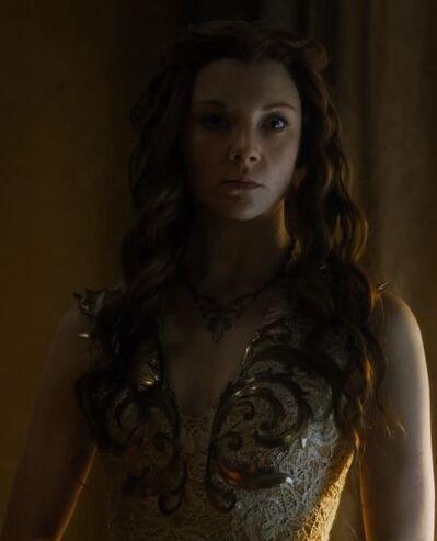 Nouvelle robe de Margaery saison 5