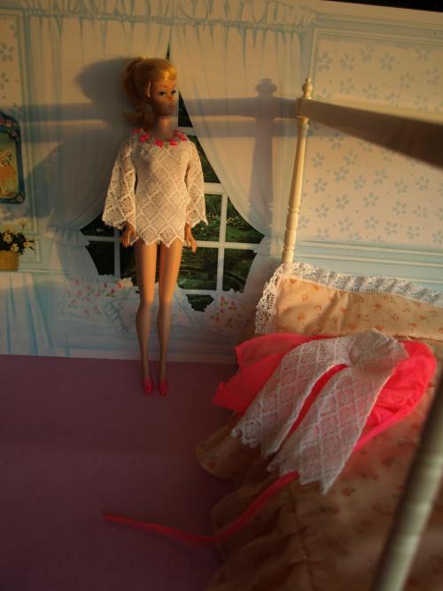 Barbie vintage : Lace Caper