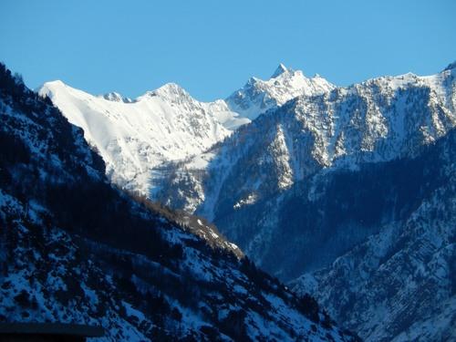 Ski de randonnée dans le Val Stura (Piémont Italien) - février 2015