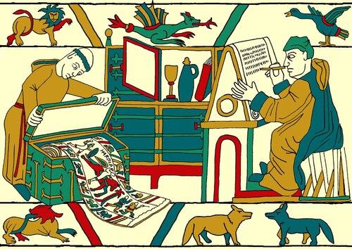 Histoire de la Tapisserie de Bayeux (3)