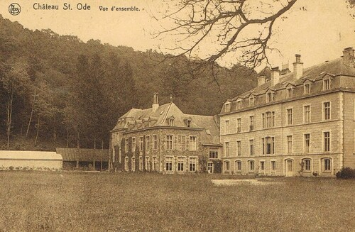 Château de Sainte-Ode