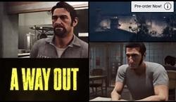 A Way Out pour les amateurs de jeux coop