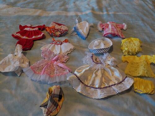 DOMANDALAS  mes poupées d'enfance Microbe de Bella