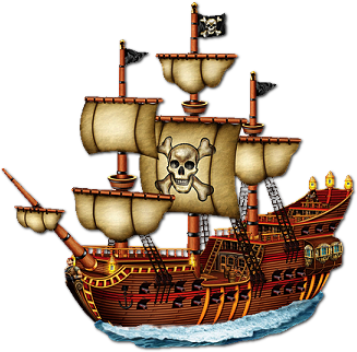 Tubes pirates