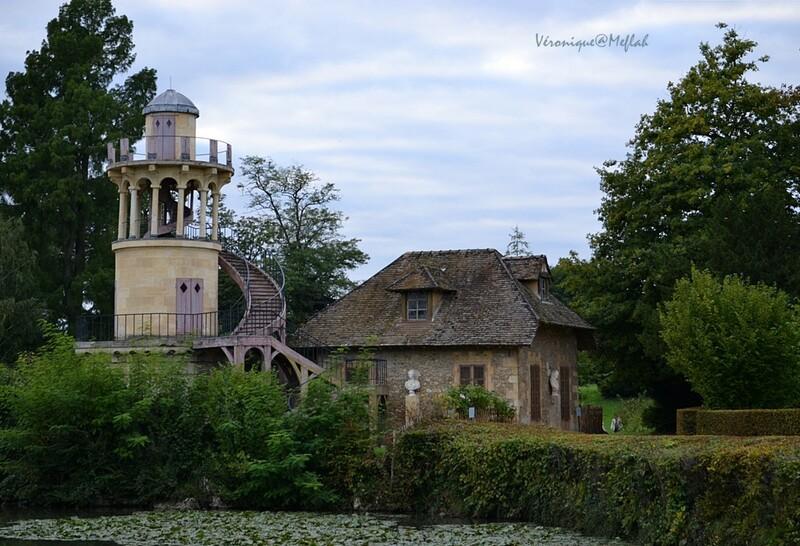 Versailles : Le Domaine de Marie-Antoinette : La tour de Marlborough