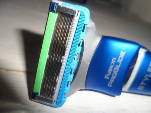 Découverte & avis - Rasoir Gillette Fusion ProGlide Styler