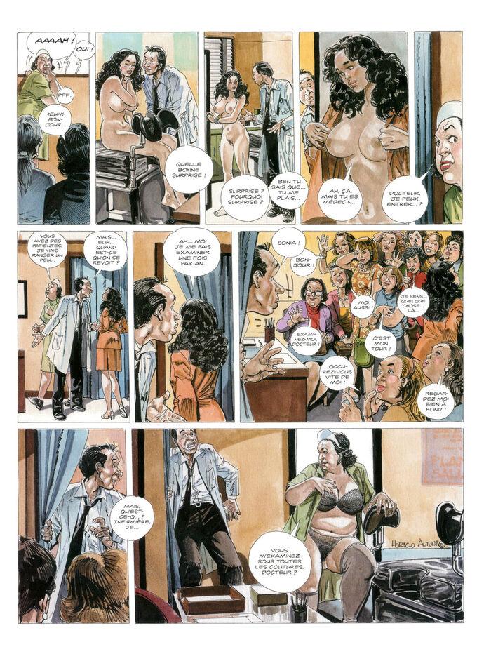 Playboy1 @La visite médicale