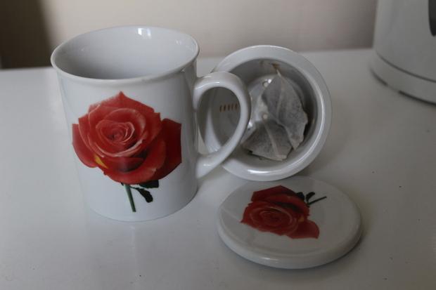 Chez Mildéfis: n°227-tasse à thé