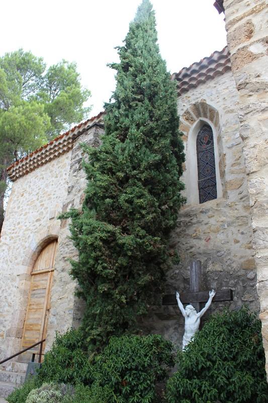 Cucugnan-L'église St Julien et Ste Basilisse
