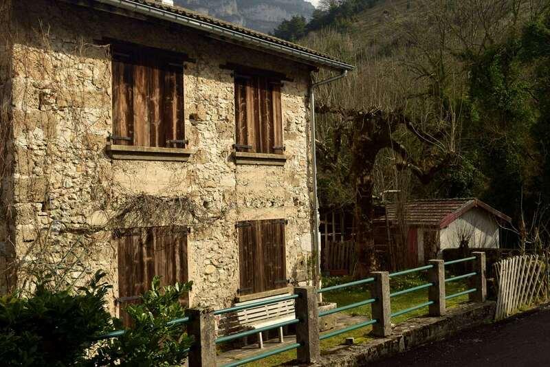 2016.02.28 Village de Bouvante le Haut (Drôme)