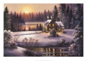 Dubravko-Raos-Coucher-de-soleil-hivernal-Affiches